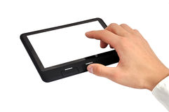 Touchpad Royalty Free Stock Photo