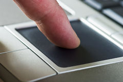 Touchpad Stock Photography