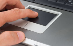 Touchpad Royalty Free Stock Photos