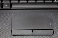 Touchpad and keyboard Royalty Free Stock Image