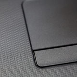 Touchpad and keyboard laptop Stock Photos