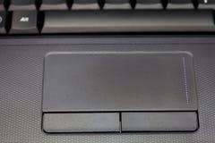 Touchpad y teclado Imagen de archivo libre de regalías