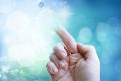 touchscreen zdjęcie stock