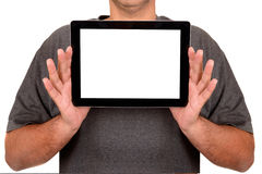 Touchscreen Stock Photography