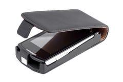 Touchscreen mobile phone. Stock Photo