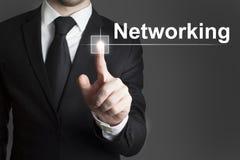 Touchscreen networking