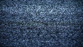 Touchscreen openbaart Statisch TV-Lawaai vector illustratie