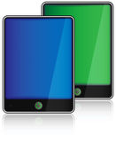 Touchscreen PC Tablet Stock Images