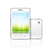 Touchscreen smartphone Stock Photography