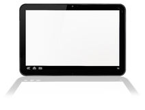 Touchscreen Tablet Royalty Free Stock Photos