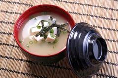 Toufu bean soup Stock Photography