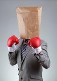 Tough business Stock Image