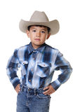 Tough cowboy. Stock Images
