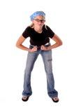 Tough Girl 2 Stock Images