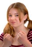 Tough Girl Stock Images