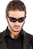 Tough guy Royalty Free Stock Images