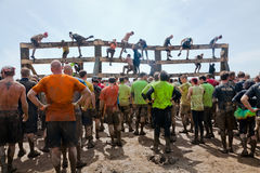 Tough Mudder: Facing the Next Challenge Stock Photography