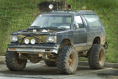 Tough Off-Roader Stock Images