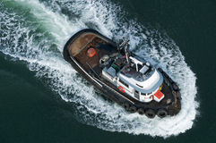 Tough Tugboat Stock Photography