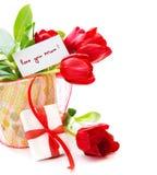 Toujours la vie florale Photographie stock
