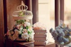Toujours la vie florale photo stock