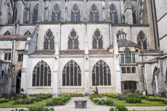 Toul - Cathedral cloister Royalty Free Stock Photography