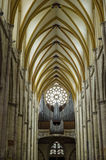 Toul - Cathedral interior Stock Photography