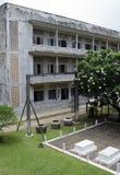 Toul Sleng S-21 fängelse Arkivfoton