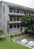 Toul Sleng S-21 więzienie Zdjęcia Stock