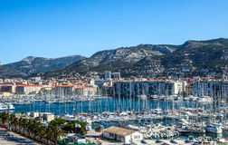 Toulon Royalty Free Stock Images