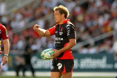 Toulons's Jonny Wilkinson Stock Images