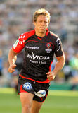 Toulons's Jonny Wilkinson Stock Photography