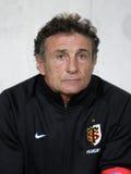 Toulousain's coach Guy Noves Stock Image