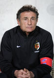 Toulousain's coach Guy Noves Stock Photography