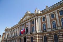 Toulouse Royalty-vrije Stock Afbeeldingen