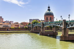 toulouse Foto de Stock Royalty Free