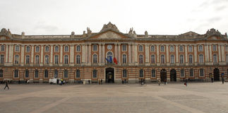 Toulouse Capitole Stock Image