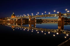 Toulouse city, France Royalty Free Stock Photography