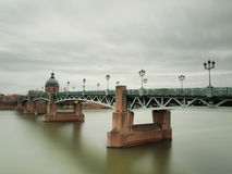 Toulouse cityscape Stock Photography