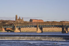 Toulouse, cityscape Royalty Free Stock Photos