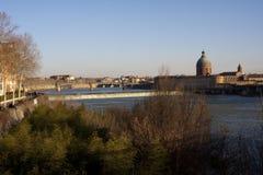 Toulouse, cityscape Stock Foto