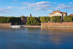 Toulouse cityscape Stock Photo