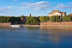 Toulouse cityscape Stock Photo