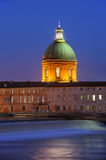 Toulouse. Historical monument of the city of Toulouse, France Royalty Free Stock Photos