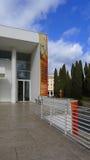 Toulouse--Lautrecausstellung in Rom, 2016 Lizenzfreie Stockbilder