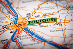 Toulouse Stock Photography