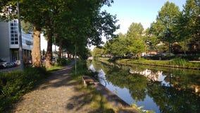 Toulouse& x27; s-kanal arkivfoton