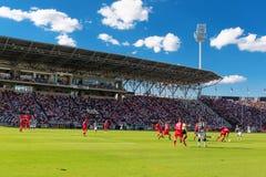 Toumba Stadium Stock Image