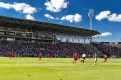 Toumba Stadium royalty free stock photos