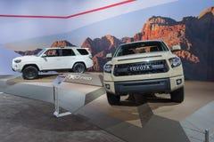 Toundra TRD de Toyota Photo libre de droits